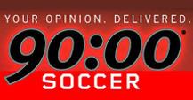 90 Minutes Soccer Magazine