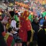 Spanish fans...