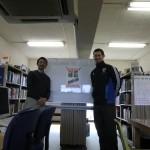 Elementary School Visit at Marist Brothers School in Kobe, Japan